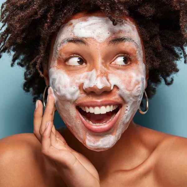Limpiador Facial Espumoso